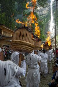 那智の火祭り2021年